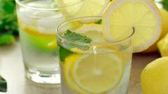 فوائد الليمون مع الماء على الريق