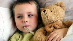 أسباب ارتفاع درجة حرارة الجسم عند الأطفال