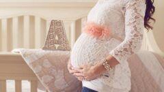 متى يبدأ بروز بطن الحامل