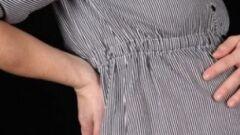 هل تورم القدمين من علامات قرب الولادة