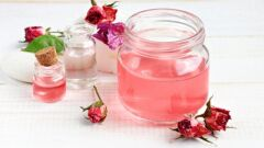 فوائد ماء الورد مع الليمون