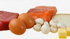 الأغذية الغنية بفيتامين د