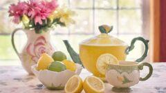 فوائد الليمون المغلي على الريق