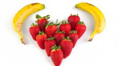 فوائد الفراولة والموز
