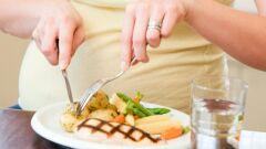 طريقة إنقاص الوزن أثناء الحمل