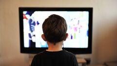 أضرار أفلام الرعب على الأطفال