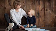 بحث عن تربية الأطفال