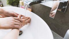 أهمية غسل اليدين للأطفال