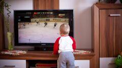 أثر التلفزيون على الأطفال