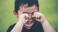 ما الحل مع الطفل كثير البكاء