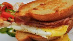 كيفية تحضير ساندويش سهل