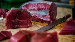 كيفية طبخ سمك التونة الطازج