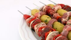 كيفية شواء لحم العيد