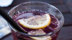 طريقة عمل عصير توت شامي