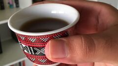 طريقة تقديم القهوة