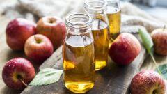 كيفية استعمال خل التفاح للتخسيس