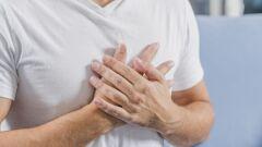 أعراض ذبحة قلبية