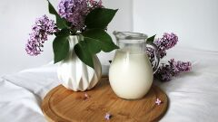كيف تصنع الكريمة من الحليب